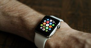 The Apple watch receives the credit of saving one's life, in New York