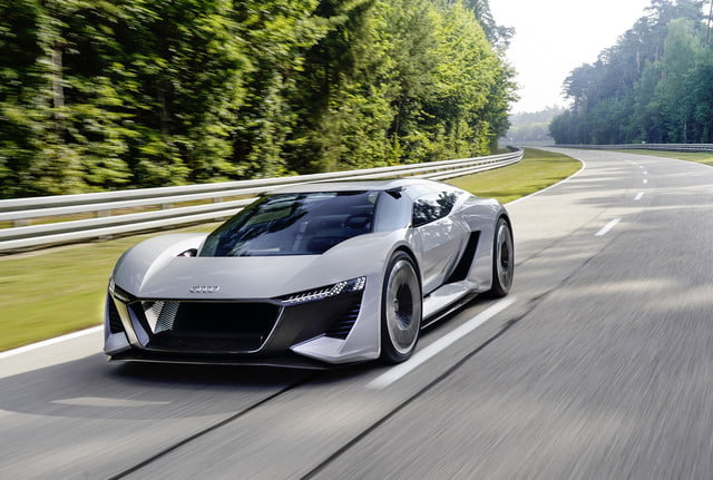 Audi PB 18 e-tron Moves From 0 to 60 in Just 2 Seconds