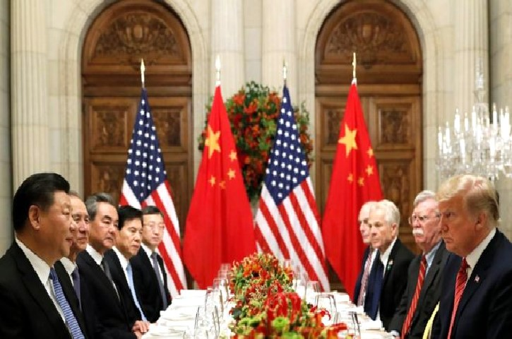 China Revealed Its Position On Ongoing Trade War With US